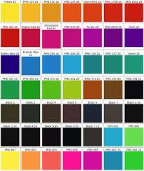 Pantone Colour Chart Australia Pantone Color Chart Pdf Sada Margarethaydon Com
