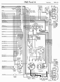 wiring diagrams 1963 ford 6 fairlane part 2 circuit wirings Ford F-250 Wiring Diagram for 1963 at 1964 Ford Fairlane Wiring Diagram