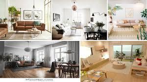 40 modern scandinavian living room decor ideas