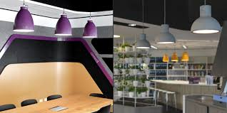office pendant lighting. purple office pendant lighting themes simple urbis sydney fitout with concrete prodigious wooden
