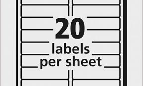 Avery Label Templates 8160 Avery Template 8160 Download Zoro Braggs Co