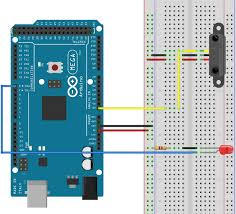reading sensors an arduino circuit diagram circuit diagram the sharp proximity sensor
