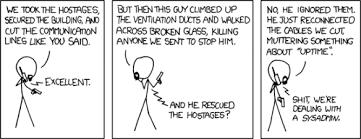 Field Notes of a Sysadmin | Linux Sysadmin, HPC Wrangler, and all ... via Relatably.com