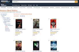 Book Chart Uk Brock Grad Topping Amazon Charts With Sci Fi Books The
