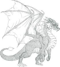 Hard Coloring Pages Of Dragons 03 Color Pages Dragon Coloring