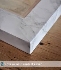 step 2 faux marble fireplace hearth