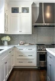 white grey backsplash white grey ceramic grey tile home grey gray subway tiles and white cabinets white grey backsplash grey and white kitchen