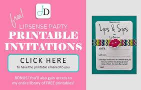 Diy Invitation Tutorial With A Free Printable Joyful Derivatives