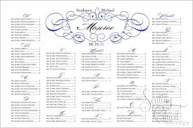 seating chart for wedding reception wedding seating chart template powerpoint ideas about free