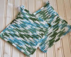 Double Thick Crochet Potholder Pattern New 48 Free Crochet Potholder Patterns Guide Patterns