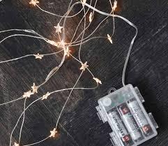 Led String Light Star House Doctor North Sea Design