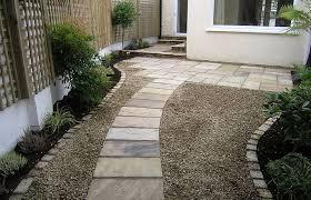 Ideas For Backyard Patios  Home Outdoor DecorationBackyard Driveway Ideas