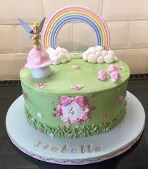Sarah Phillips On Twitter Buttercream Covered Tinkerbell Birthday