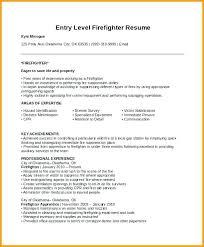 Emt Resume No Experience Emt Resume Sample Resume Resume Format