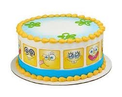 Spongebob Edible Etsy