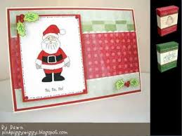 Idea Of Making Cards Part  21 Card Making For Christmas Idea 21 Card Making Ideas Christmas
