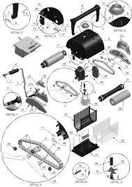 aquabot® turbo pool cleaner pump motor part a6001t new part handling time