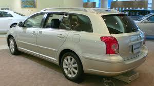 Toyota Avensis - Wikipedia