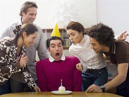 Office Birthday Funny Office Birthday Party Photos Stock Photos Page 1 Masterfile
