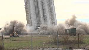 new bern nc silo implosion