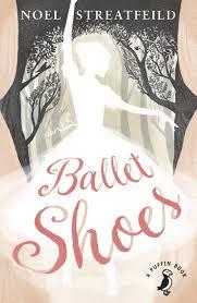 ballet shoes. ballet shoes (a puffin book): amazon.co.uk: noel streatfeild: 9780141359809: books l