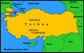turkey middle east map. Unique Map Finally This Detailed Map Shows The Surrounding Countries As Well Major  Cities In Turkey Including Ancient City Of Atalhyk For Turkey Middle East Map A