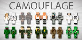 <b>Camouflage</b> Skins For Minecraft PE - Apps on Google Play
