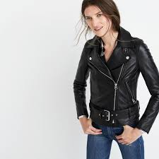 stylists cringe every time they see this outfit mistake via whowhatwear women leather jacketsleather motorcycle jacketswork