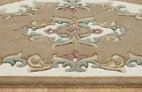 regal beige half moon rugs