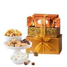 snack gift basket sweet and salty gift basket