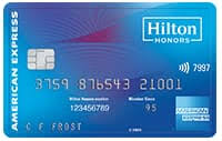 Earn Points On Purchases With An Honors Credit Card