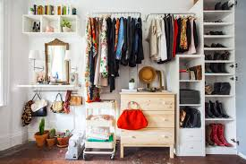 ... Organize Your Closet Without Spending · No Closets Problem Heres How To  Live Without Th On Diy Bedroom Closet Storage Ideas Roselawnluth ...