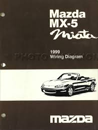 1999 mazda mx 5 miata electrical wiring diagram original 1995 mazda mx 5 miata repair manual original