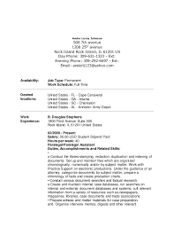 Draft Of A Resume Paralegal Draft Resume Two