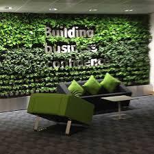 interior landscaping office. Walls \u0026 Roofs Interior Landscaping Office