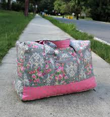 Free Bag Patterns Delectable 48 Summer Bag Sewing Patterns Free Downloads