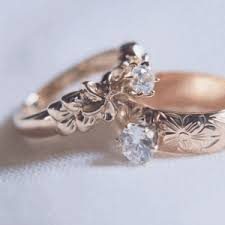 liko hawaiian wedding ring