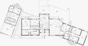 plan de maison moderne d architecte gratuit