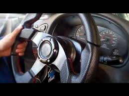 how to install a steering wheel with horn=) youtube 99 Cavalier Airbag Wiring 99 Cavalier Airbag Wiring #88 220 Air Compressor Wiring Diagram