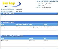 Excel 15 Minute Schedule Template Formal Meeting Minutes Template Templates Agenda Action Items Excel