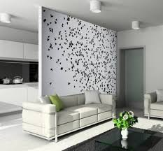 accent wall designs living room. the small bird\u0027s accent wall made on white for contrasting walls. designs living room f