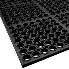 commercial kitchen mats. Cactus Mat 3520-C1CA VIP Anti-Fatigue Rubber Floor Mat, Black, 39\ Commercial Kitchen Mats
