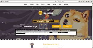 Our free online dogecoin wallet makes it really easy for you to start using dogecoin. Dogecoin Cloud Mining Legit 1000 Pay