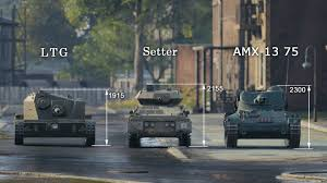Top 10 Light Tanks World Of Tanks Supertest British Light Tanks Gsr 3301