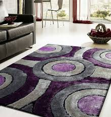winsome ideas grey and purple area rug 27