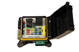 new product severe duty universal wiring system american autowire fuse box