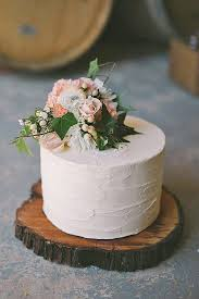 30 Small Rustic Wedding Cakes On A Budget Wedding Planning