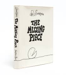 The Missing Piece Shel Silverstein The Missing Piece Shel Silverstein First Edition