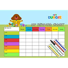 Unicorn Star Chart Magnetic Star Chart Reward Chart Pretty Unicorns 90