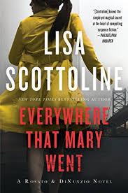 everywhere that mary went rosato ociates book 1 by scottoline lisa lisa scottolinehistorical fiction booksnora robertspor